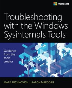 Troubleshooting with the Windows Sysinternals Tools (2ND ed.-cover