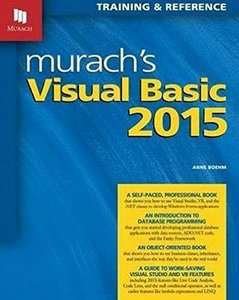 Murach's Visual Basic 2015 (6TH ed.)-cover