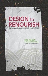 Design to Renourish: Sustainable Graphic Design in Practice-cover