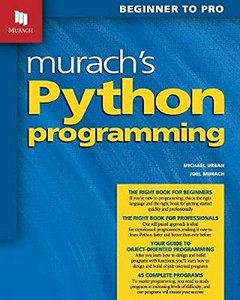 Murach's Python Programming-cover