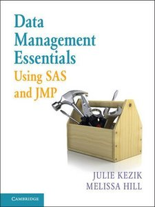 Data Management Essentials Using SAS and JMP-cover