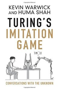 Turing's Imitation Game: Conversations with the Unknown-cover
