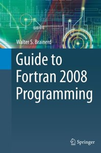 Guide to Fortran 2008 Programming-cover