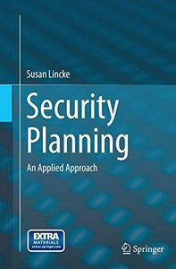 Security Planning: An Applied Approach-cover