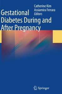 Gestational Diabetes During and After Pregnancy-cover
