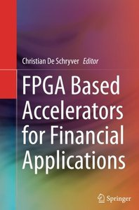 FPGA Based Accelerators for Financial Applications-cover