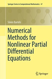 Numerical Methods for Nonlinear Partial Differential Equations (Springer Series in Computational Mathematics)-cover