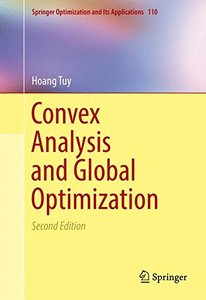 Convex Analysis and Global Optimization (Springer Optimization and Its Applications)-cover
