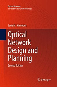 Optical Network Design and Planning (Optical Networks)-cover