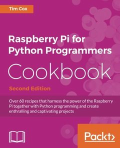 Raspberry Pi for Python Programmers Cookbook - Second Edition-cover