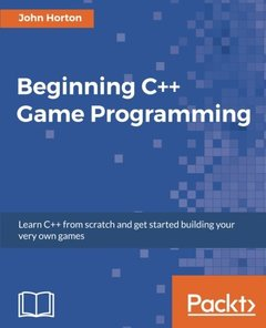 Beginning C++ Game Programming-cover