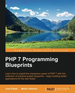 PHP 7 Programming Blueprints-cover