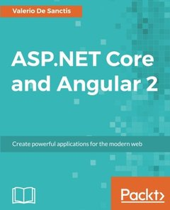ASP.NET Core and Angular 2 (Paperback)-cover