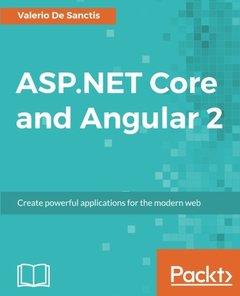 ASP.NET Core and Angular 2 (Paperback)