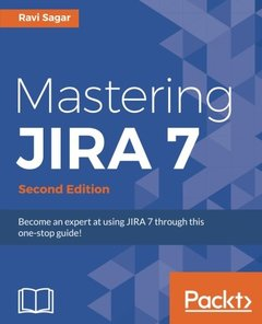 Mastering JIRA 7 - Second Edition-cover