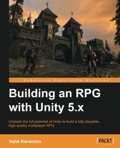 Building an RPG with Unity 5.x-cover