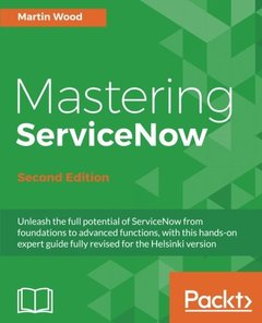 Mastering ServiceNow - Second Edition-cover