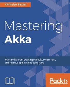 Mastering Akka-cover