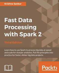 Fast Data Processing with Spark 2 - Third Edition-cover