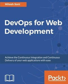 DevOps for Web Development-cover