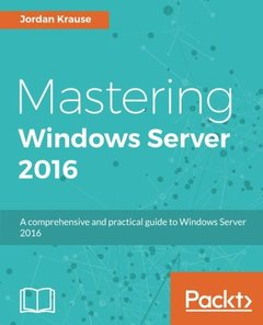 Mastering Windows Server 2016-cover
