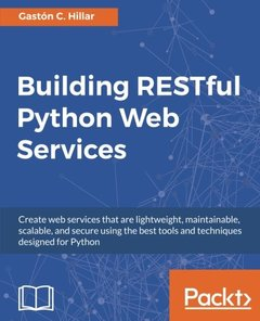 Building RESTful Python Web Services-cover