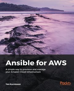 Ansible for AWS-cover