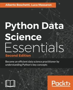Python Data Science Essentials - Second Edition-cover