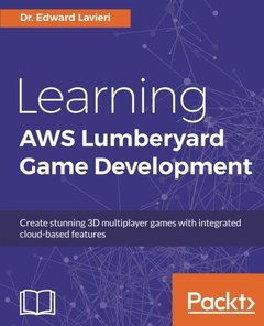 Learning AWS Lumberyard Game Development-cover