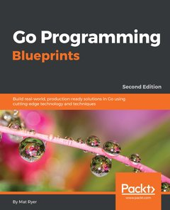 Go Programming Blueprints - Second Edition-cover