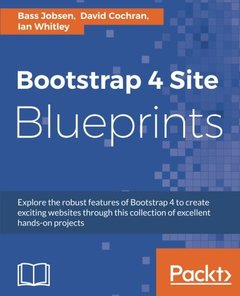 Bootstrap 4 Site Blueprints-cover