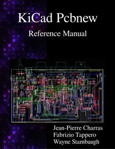 Kicad Pcbnew Reference Manual-cover