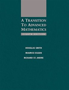 A Transition to Advanced Mathematics, 8/e (Hardcover)-cover