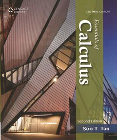 Essentials of Calculus, 2/e (Paperback)-cover