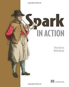 Spark in Action-cover
