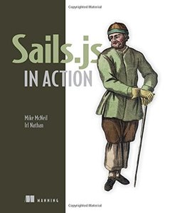 Sails.js in Action-cover