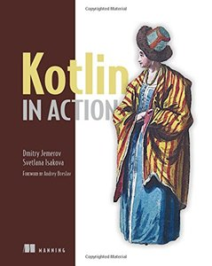 Kotlin in Action (Paperback)-cover