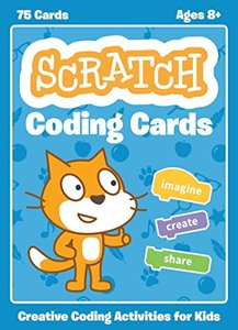 Scratch Coding Cards: Creative Coding Activities for Kids-cover