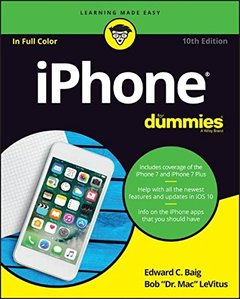 iPhone For Dummies 10/e