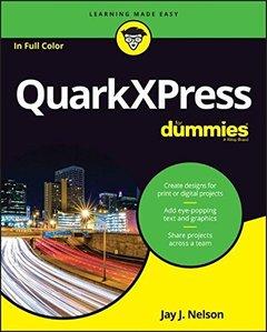 QuarkXPress For Dummies (For Dummies (Computer/Tech))-cover