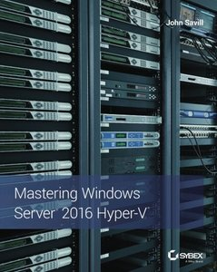 Mastering Windows Server 2016 Hyper-V-cover