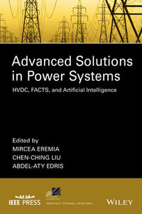 Advanced Solutions in Power Systems: HVDC, FACTS, and Artificial Intelligence-cover