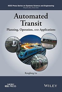 Automated Transit: Planning, Operation, and Applications (Hardcover)-cover