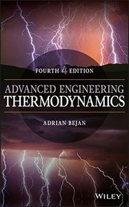 Advanced Engineering Thermodynamics-cover