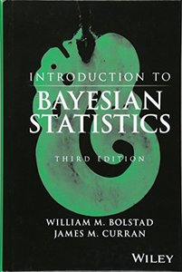 Introduction to Bayesian Statistics 3/e (Hardcover)-cover