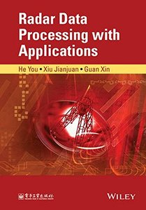 Radar Data Processing With Applications-cover