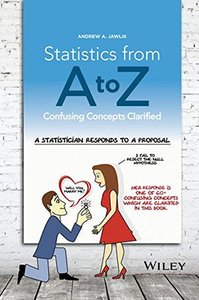 Statistics from A to Z: Confusing Concepts Clarified-cover