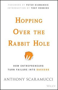 Hopping over the Rabbit Hole: How Entrepreneurs Turn Failure into Success-cover