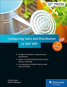 Configuring Sales and Distribution in SAP ERP 2/e-cover