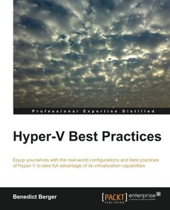 Hyper-V Best Practices (Paperback)-cover